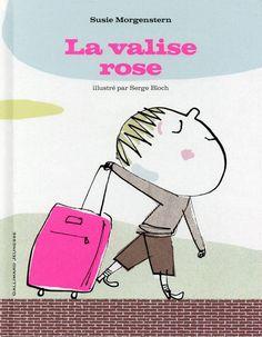 « La valise rose » de Susie Morgenstern