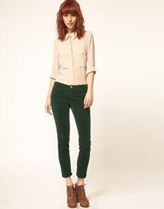 J Brand Cord Jeans