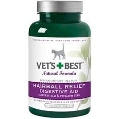 Vets Best Hairball Relief Tabs >>> You can get additional details at the image link.(This is an Amazon affiliate link and I receive a commission for the sales)