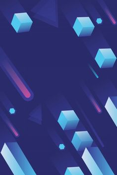 Hd Box Abstract Background