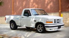 1994 Ford Lightning LSX Swapped for sale Toyota Trucks, Chevy Trucks, Ford F150 Interior, Ford Lighting, 1994 Ford F150, Custom Trucks For Sale, Ford F150 Custom, Single Cab Trucks, Ford Obs