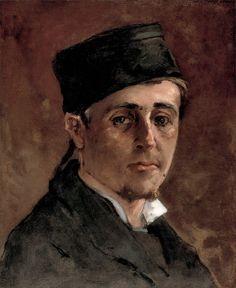 Paul Gauguin · Autoritratto · 1875 · Fogg Art Museum · Harvard