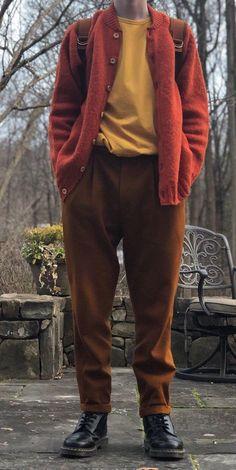 [WDYWT] hobbit-core : streetwear - [WDYWT] hobbit-core : streetwear Source by cokcat - Retro Outfits, Vintage Outfits, Cool Outfits, Bar Outfits, Vegas Outfits, Urban Style Outfits, Vintage Fashion, Fashion Pants, Mens Fashion