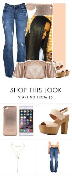 """""""""""you taste like cinnamon and, oh god, you know i'm digging it i, i, i just want to make you feel loved i, i, i just want to make you feel loved """"// cade; make you feel loved"""" by savingmarrish ❤ liked on Polyvore featuring Ted Baker and Charlotte Russe"""