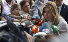 Díaz anticipa su no al pacto PSOE-UP para un gobierno a la portuguesa
