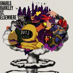 Gnarls Barkley St Elsewhere (w Dvd) (dlx) Album Cover, Gnarls Barkley St Elsewhere (w Dvd) (dlx) CD Cover, Gnarls Barkley St Elsewhere (w Dvd) (dlx) Cover Art Gorillaz, St Elsewhere, Gnarls Barkley Crazy, Boogie Monster, Monster Track, Goodie Mob, Daddy Go, Corinne Bailey Rae, Album Covers