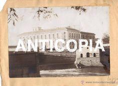 Fotografía antigua: Seis fotos tomadas en Murcia capital a principios del Siglo XIX. Miden 17 x 11,5 cm. solo las fotos - Foto 7 - 53289135