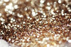 Never too much sparkle.