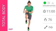 Esercizi A Casa: Allenamento Total Body  Per Tonificare Il Corpo (Principianti) - YouTube