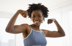 Tone your arms in 7 days with these easy workouts that burn fat and exercise all the muscles groups in your arms, shoulders and upper back.