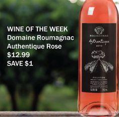 Wine of the Week 5.26.15