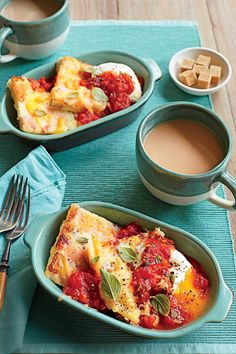 Make-Ahead Brunch Recipes Make Ahead Brunch Recipes, Make Ahead Casseroles, Healthy Dinner Recipes, Healthy Snacks, Breakfast Recipes, Ham Recipes, Breakfast Time, Pizza Recipes, Healthy Eating