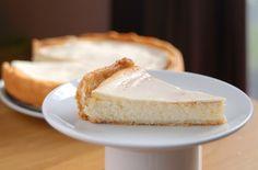 Pauline à la crème anglaise: New York Cheesecake, le seul et l'unique.