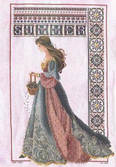 Resultado de imagen de lavender and lace celtic ladies conversions