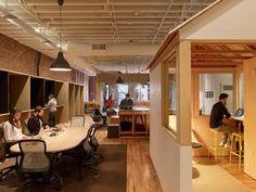 Airbnb – Des bureaux réalisés par les employés   Actineo