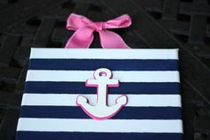 nautical decor nursery for girls -