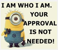 Funny minion quotes are the best way to brighten your mood or your friends. here is some awesome funny minion quotes with pictures just for you for the day Funny Minion Memes, Minions Quotes, Minion Sayings, Silly Jokes, Funny Humor, Minion Pictures, Funny Pictures, Funny Pics, School Pictures