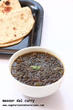 whole masoor dal curry recipe is a tasty side dish for chapati roti rice made with whole masoor dal also called as sabut masoor ki dal Healthy Indian Recipes, Vegetarian Recipes, Healthy Food, East Indian Food, Rasam Recipe, Recipe 30, Indian Breakfast, Vegan Snacks, Curry Recipes