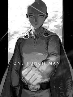 Saitama ~ One-Punch Man (Parodia, Comedia, Acción, Sci-Fi, Super Poderes, Sobrenatural, Seinen)