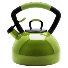 KitchenAid Whistling Tea Kettle in Pear