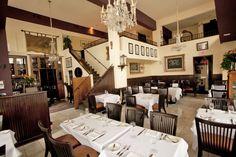 JiRaffe Restaurant in Santa Monica, very upscale with gourmet California cuisine!