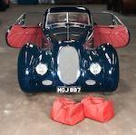 Bentley Petersen 6½-Litre 'Dartmoor' Coupé  Chassis no. B329LH Remco Pronk