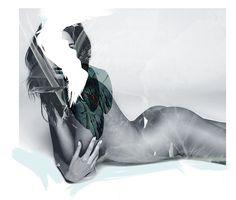 MK by Louise Mertens, via Behance