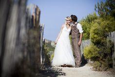 Marilyne gorgeous french bride