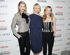 Cast Chatter With Cameron Diaz, Kate Upton, and Leslie Mann