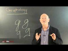 Graphology or Handwriting Analysis - YouTube