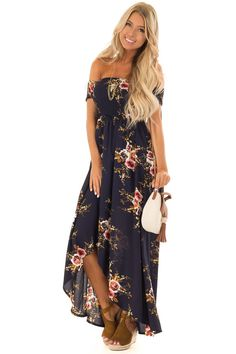 a480e38e726 Buy Cute Boutique Dresses for Women Online. Floral High Low ...