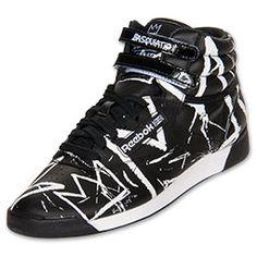 b6e079f9e03 Reebok Basquiat s!! I LIKEY! Reebok