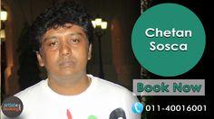 Book Chetan Sosca From Artistebooking.com. #artistebooking #ChetanSosca #Singer. For More Details Visit : artistebooking.com Or Call : 011-40016001