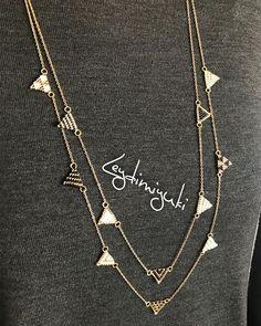 Yeni haftaya yeni model!  İyi günlerde kullanılsın.  #miyuki #miyukilove #miyukibeads #miyukikolye #miyukidelica #miyukiaddict #miyukiaccessories #handmade #handmadeisbest #handmadejewelry #handmadejewellery #madewithlove #simgenintakıları #leydimiyuki #kolye #necklace #gold #altın #siyah #black #beads #bead #izmir #izmirturkey #perlesmiyuki #triangle #triangles #triangleart #üçgen #üçgenler