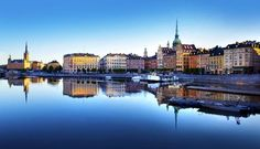 10 Stunning Pictures of Beautiful Stockholm, the Capital City of Sweden