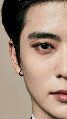 Close Up Faces, Valentines For Boys, Jung Jaehyun, Jaehyun Nct, Kpop Fanart, Taeyong, Boyfriend Material, Nct 127, Nct Dream