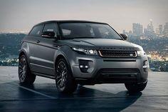 Land Rover Ranger Rover Evoque Victoria Beckham Edition