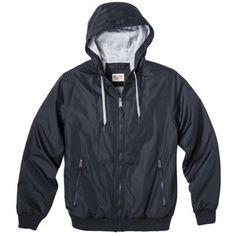 Mossimo Supply Co. Mens Windbreaker, Nike Jacket, Dark Blue, Raincoat, Jackets, Stuff To Buy, Shopping, Coats, Style