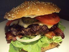 LCHF-bloggen: Burgere