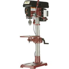 Northern Industrial Tools Benchtop Drill Press — 16-speeds, 3/4 Hp