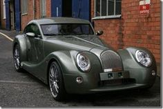 Morgan Motor Company - A classic car from a classic UK family business that has survived for more than 100 years