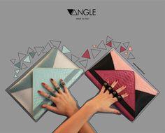 VANGLE Clutch <3 Genuine Leather  http://www.vangle.it/store/borse/borse-clutch%20piccola