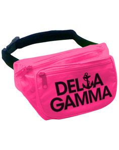 Delta Gamma @Danielle Lampert Lampert Jacobs lol your fanny pack obsession.