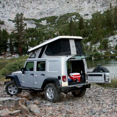 The Ultimate Guide to Your Next Adventure Vehicle | Outside Online,  Ursa started making modern pop-tops for Jeep Wranglers (starting at $5,700).