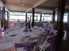 boda en lila