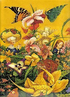 Fairy Tale Images by Artist-illustrator Vladislav Erko - AmO Images - AmO Images