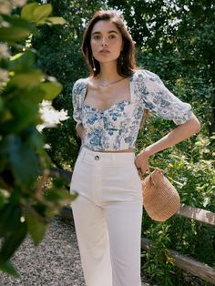 Best Spring Outfits Casual Part 4 Spring Summer Fashion, Spring Outfits, Look Fashion, Fashion Outfits, French Fashion, Woman Fashion, Latest Fashion, Fashion Trends, Casual Outfits