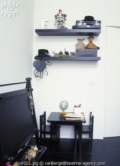 the boo and the boy: Black in kids' rooms