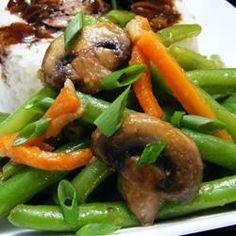 Green Bean and Mushroom Medley - Allrecipes.com