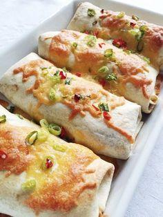 Mexicanske pandekager er min favorit hverdagsmad. Vi spiser ofte mexicanske pandekager, og især denne opskrift med oksekød.